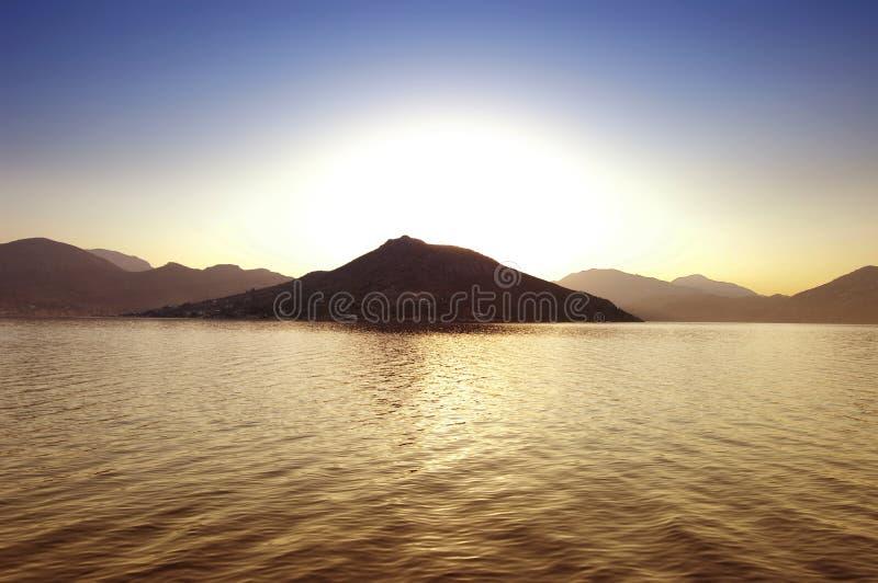Krajobrazowy Mauntain zdjęcia royalty free