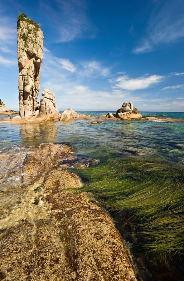 krajobrazowy midday fotografia stock