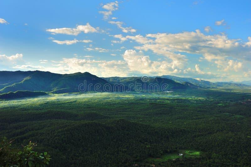 Krajobrazowy moutain zdjęcia royalty free