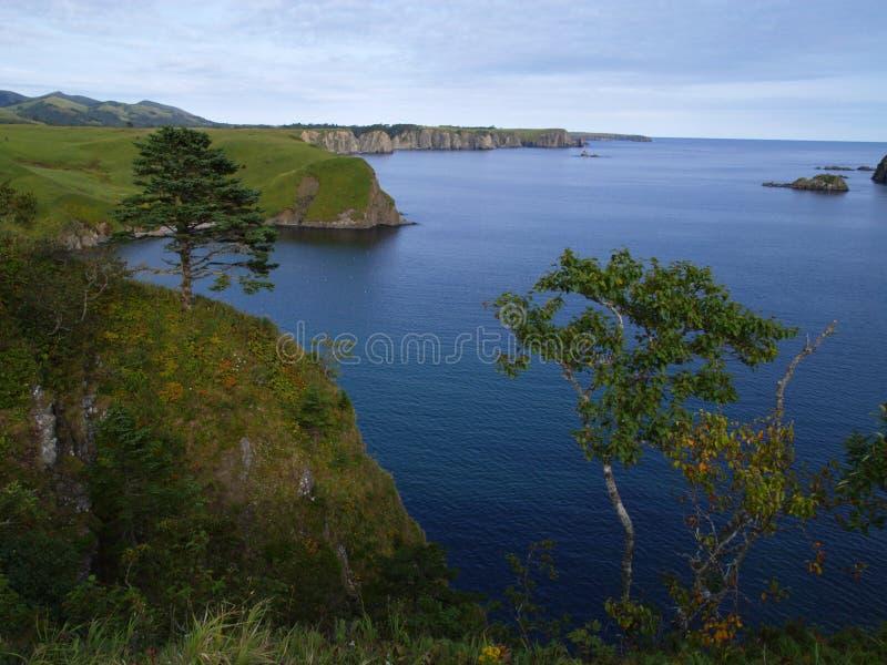 krajobrazowy oceaniczny zdjęcie stock