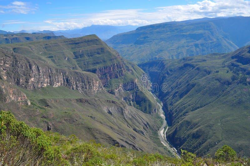 krajobrazowy Peru obraz stock