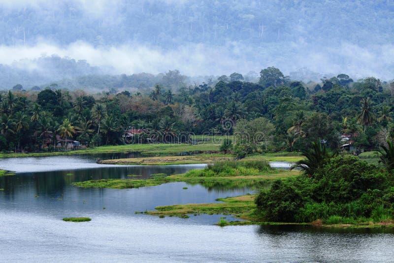 krajobrazowy tropikalny obrazy stock