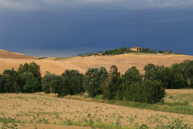 krajobrazowy Tuscan obrazy stock