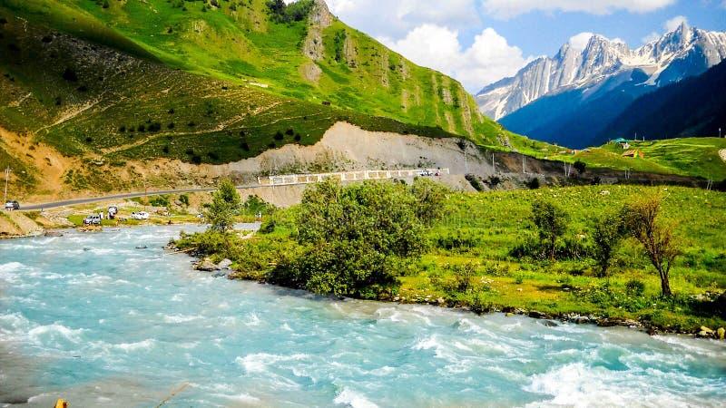 Krajobrazowy veiw zdjęcie royalty free