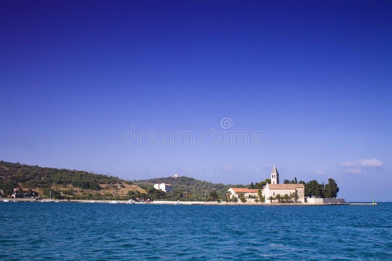 krajobrazowy wyspy vis obrazy royalty free