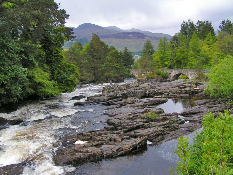 Download Krajobrazu zdjęcie stock. Obraz złożonej z chmury, drzewa - 142104
