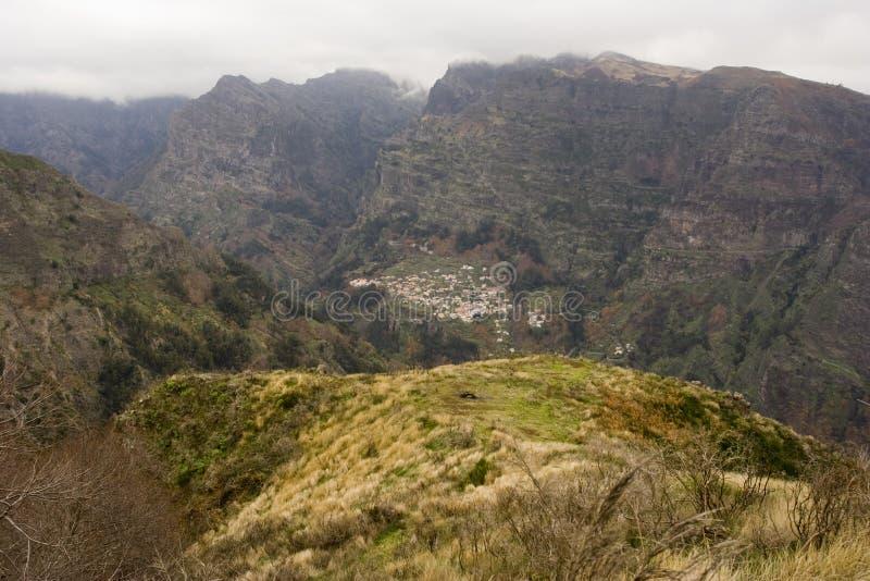 krajobrazu Madeira fotografia stock