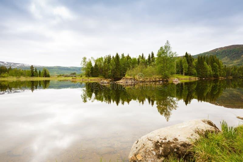 krajobrazu Norway zdjęcie stock