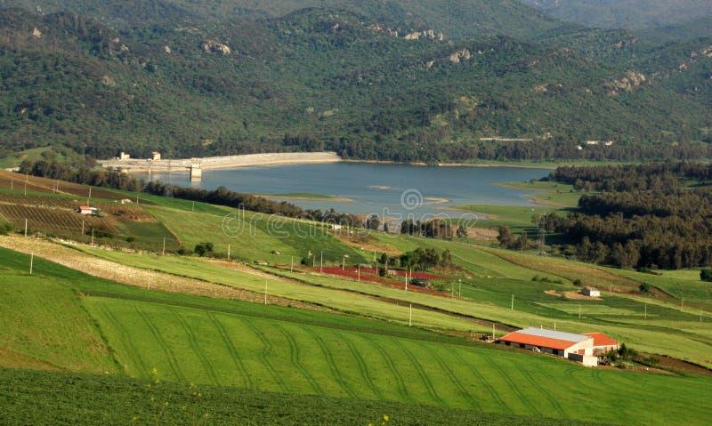 krajobrazu sicilian zdjęcie stock