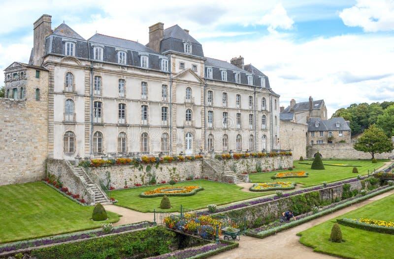 Download Krajobrazy I Architektury Brittany Obraz Stock Editorial - Obraz złożonej z dzie, ogród: 106903654
