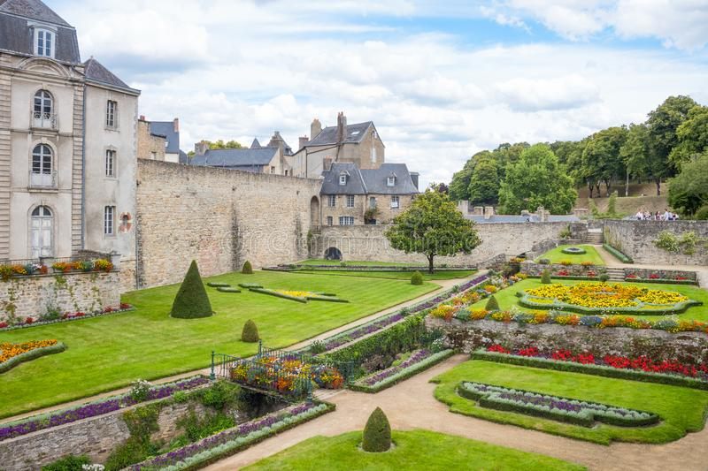 Download Krajobrazy I Architektury Brittany Zdjęcie Editorial - Obraz złożonej z dzie, ogród: 106903711