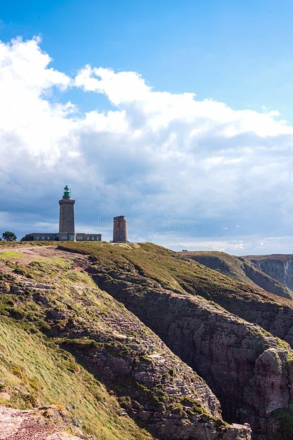 Download Krajobrazy I Architektury Brittany Obraz Stock - Obraz złożonej z szmaragd, morze: 106905549