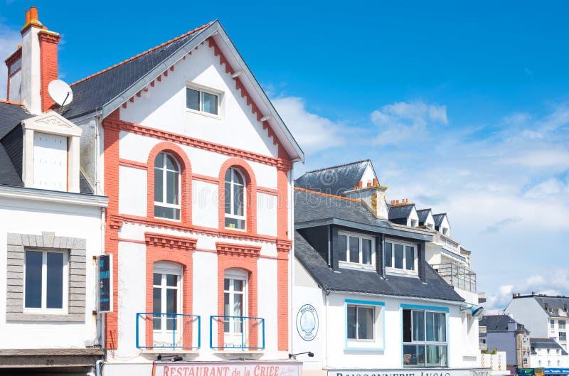 Download Krajobrazy I Architektury Brittany Obraz Editorial - Obraz złożonej z horyzontalny, sklep: 106906305