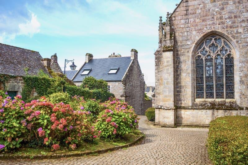 Download Krajobrazy I Architektury Brittany Zdjęcie Stock - Obraz złożonej z nikt, apsydy: 106906898