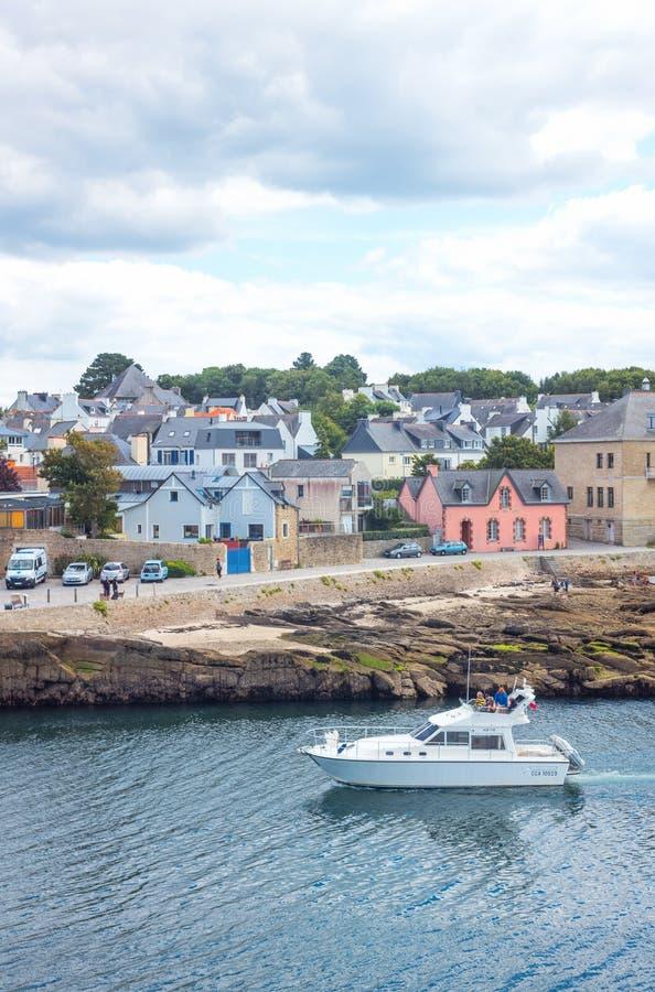 Download Krajobrazy I Architektury Brittany Obraz Stock Editorial - Obraz złożonej z plenerowy, łódź: 106907774
