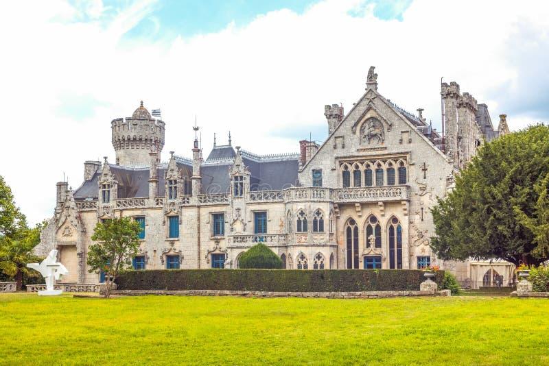 Download Krajobrazy I Architektury Brittany Fotografia Editorial - Obraz złożonej z plenerowy, kasztel: 106907977