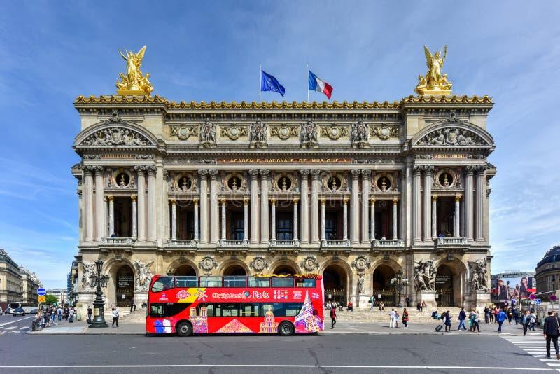 Krajowa akademia muzyka - Paryż, Francja zdjęcie stock