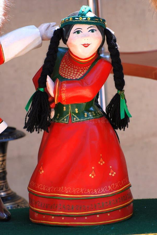 Krajowa Tatar lala obraz royalty free