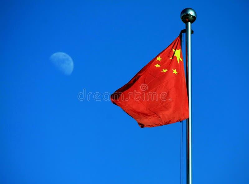 krajowe chińczyków bandery obrazy stock