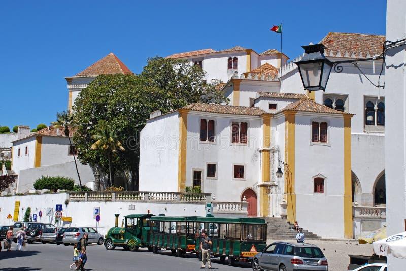 Krajowy pałac, Sintra, Portugalia fotografia royalty free