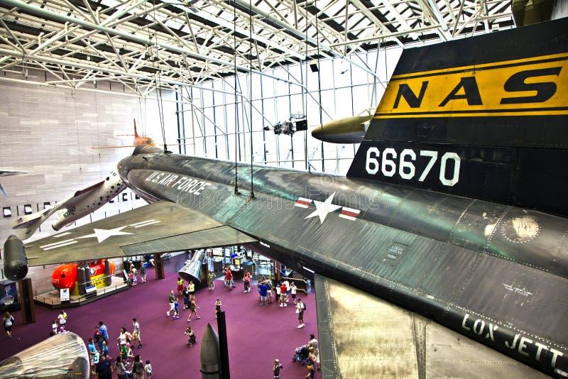 Krajowy powietrze i Astronautyczny muzeum obraz stock