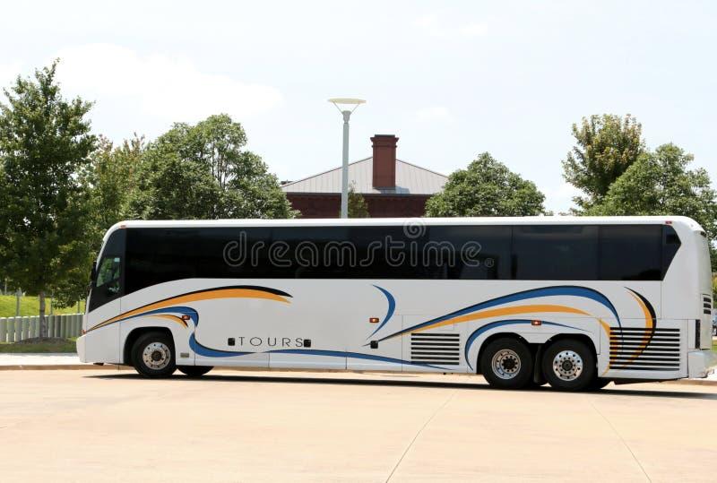 Krajoznawczy autobus obraz royalty free