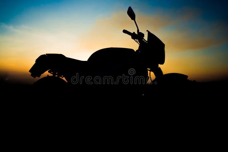 Krajoznawczy rower zdjęcia royalty free