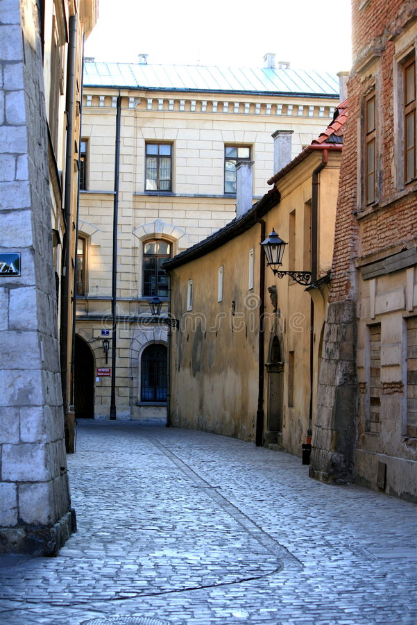 Krakau, Polen lizenzfreie stockfotografie