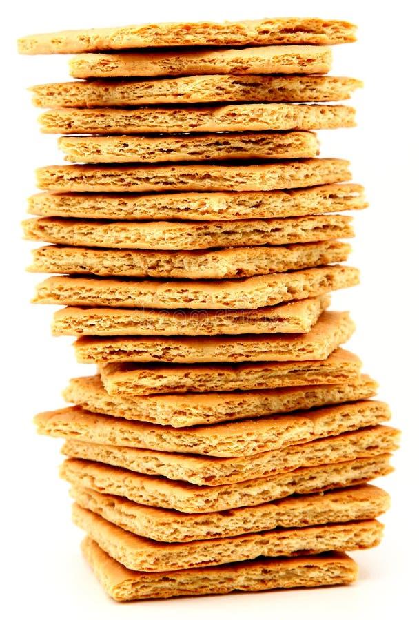 krakers grahamowi zdjęcie stock