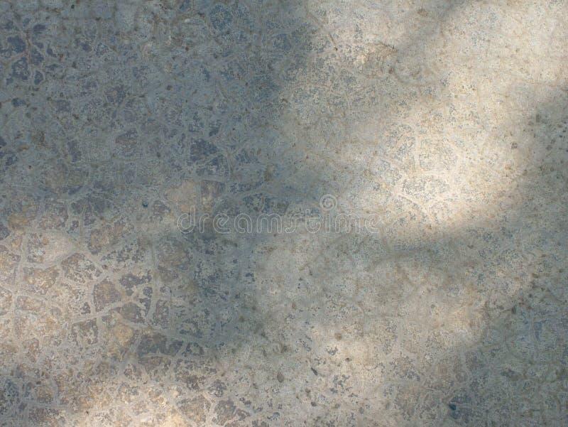 Krakingowa kamienna ściana zdjęcie royalty free