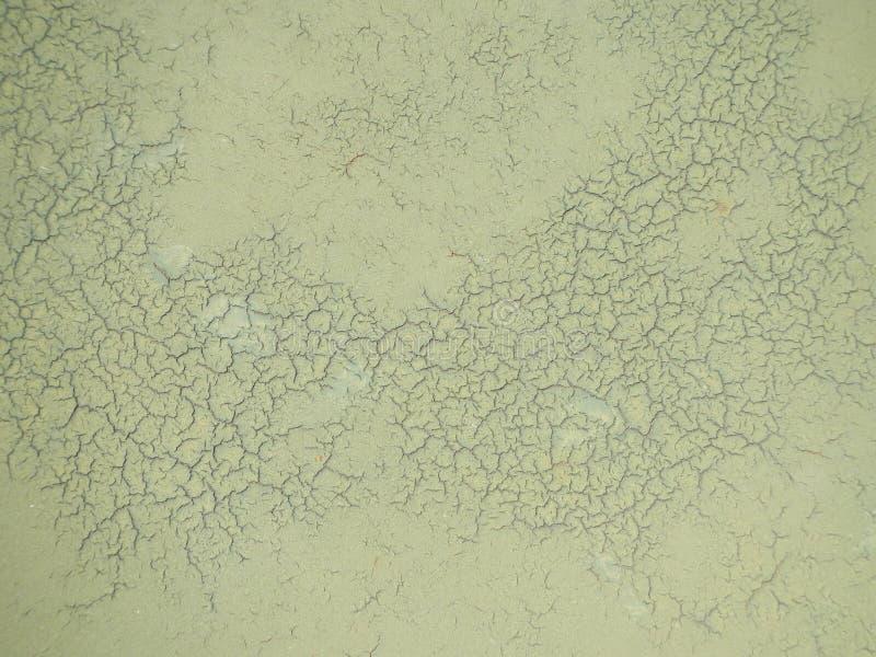 Krakingowa nawierzchniowa tekstura ilustracja wektor