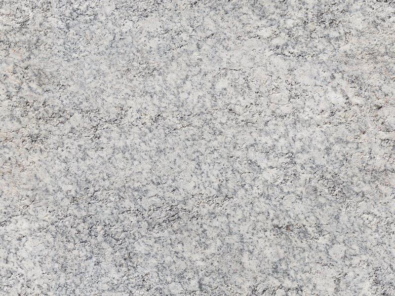 Krakingowy będący ubranym naturalny bezszwowy granitu kamienia tekstury wzoru tło Naturalna biała granitowa bezszwowa kamienna te fotografia royalty free