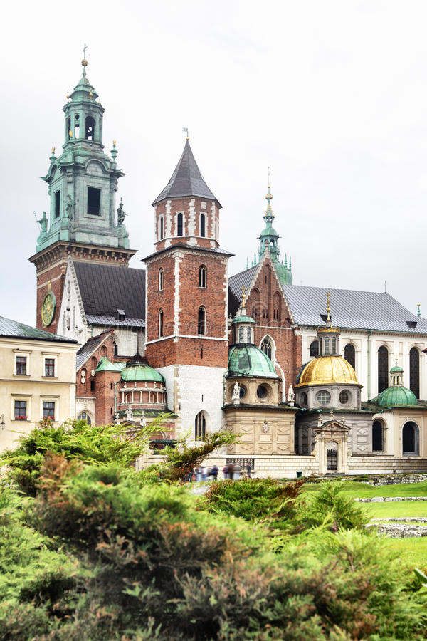 Download Krakow stock photo. Image of medieval, cathedral, europe - 13995718