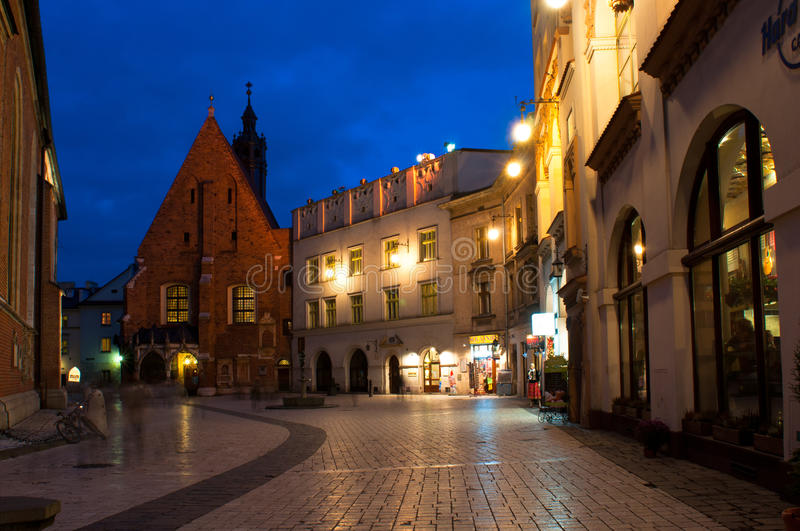Download Krakow Royalty Free Stock Photography - Image: 22570437