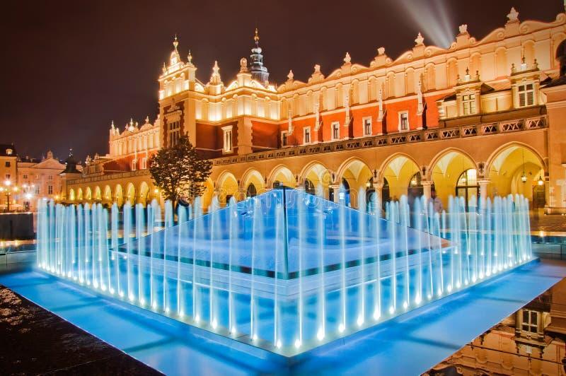 Krakow royaltyfria bilder