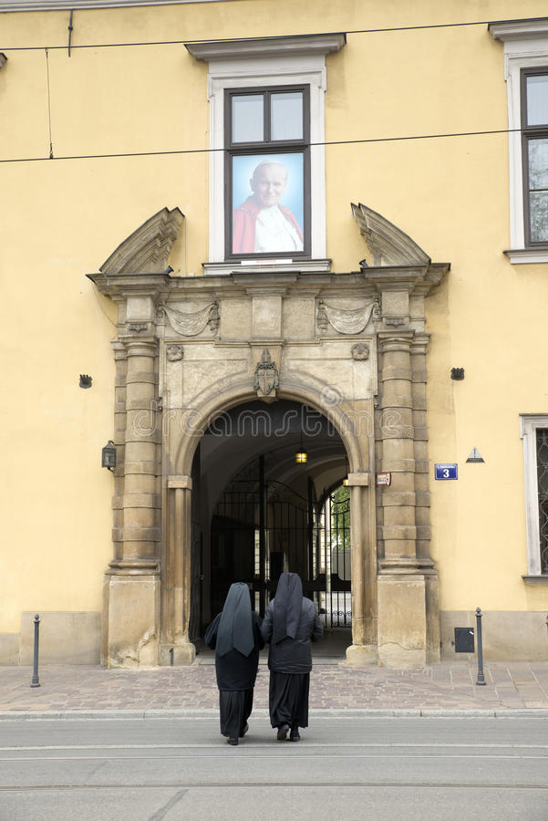 krakow fotografia de stock royalty free