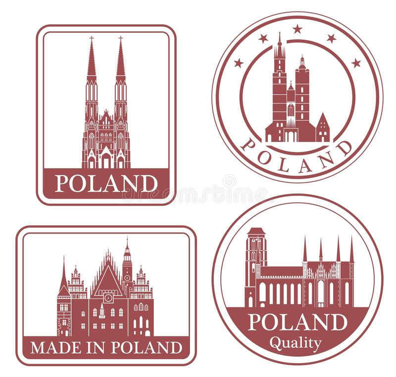 Krakow abstrato