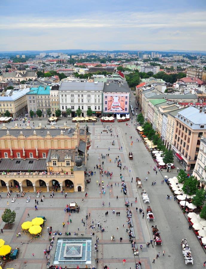Download Krakow Market Square editorial image. Image of building - 36819930