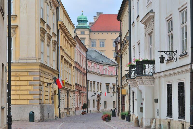 Krakow.  Old Town Stock Photos