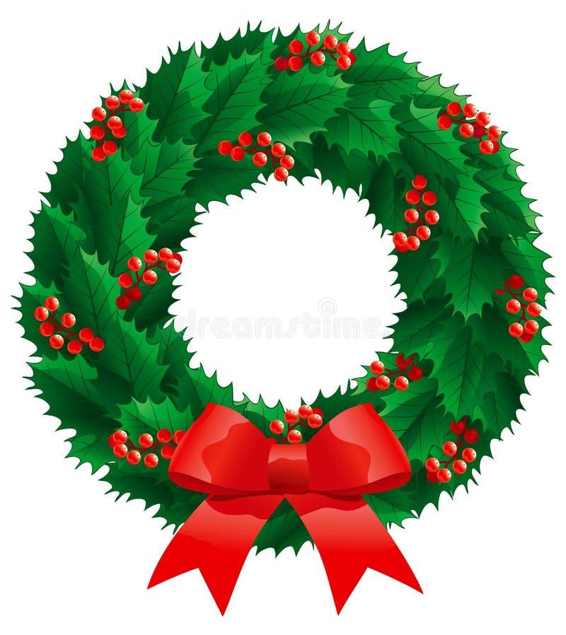 kran för vektor för juljärnekillustration vektor illustrationer