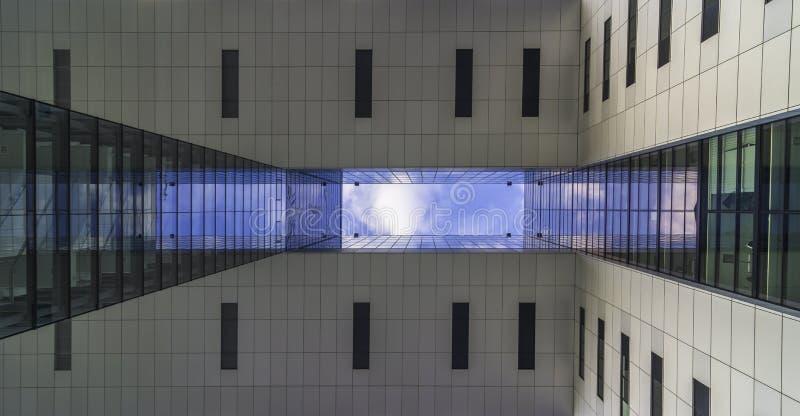 Kranhaus Köln Deutschland lizenzfreies stockfoto