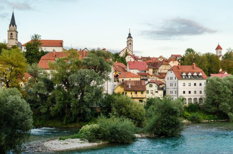 Kranj, Словения стоковое фото