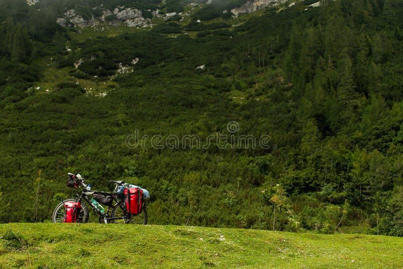 Kranjska Gora obrazy royalty free