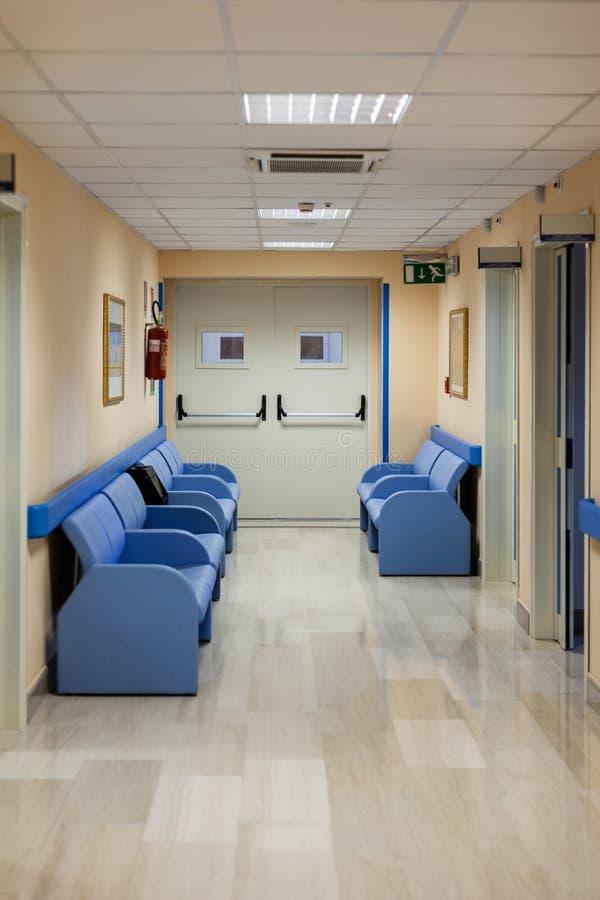 Krankenhausaufenthaltsraum lizenzfreies stockfoto