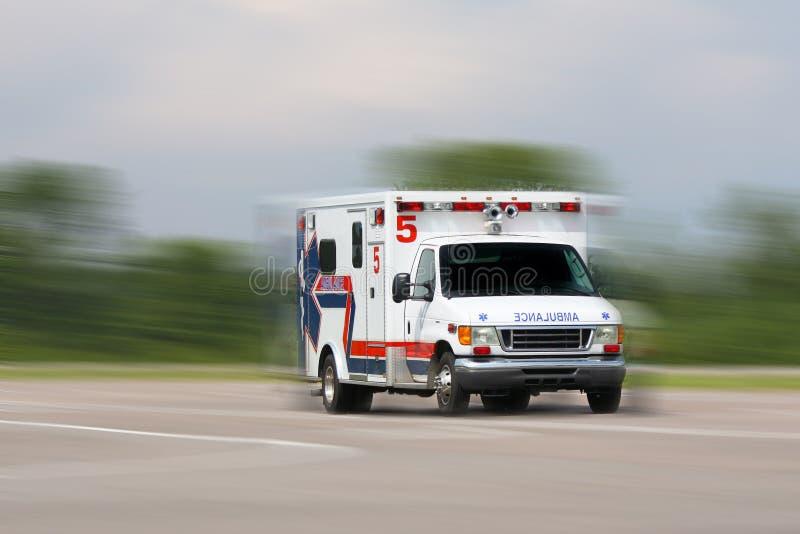 Krankenwagen stockbild