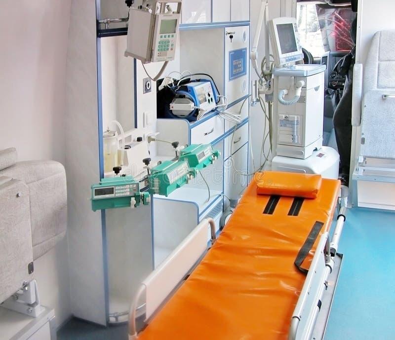 Krankenwagen lizenzfreie stockbilder