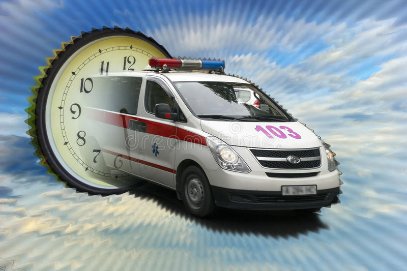 krankenwagen stockfotos