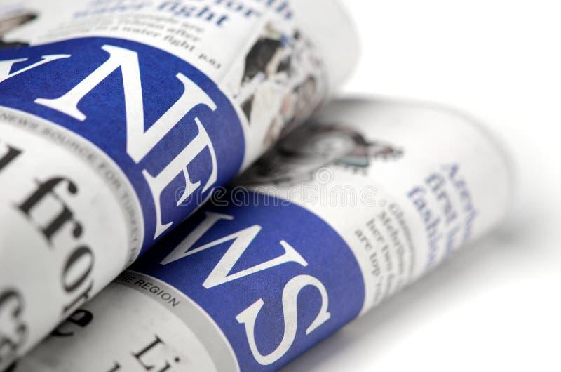 Krant stock foto's