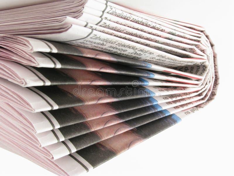 Krant royalty-vrije stock foto's
