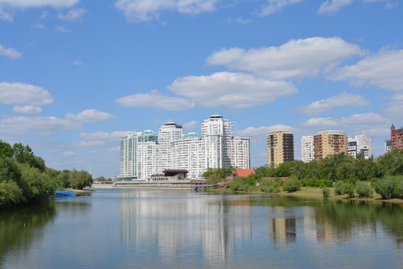Krasnodar rysk federation arkivfoto